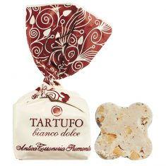 Trüffelpraline - Tartufo bianco dolce