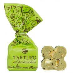 Trüffelpraline - Tartufo al pistacchio