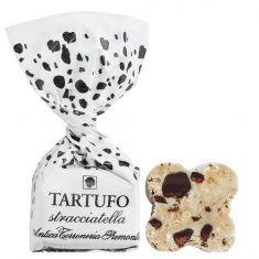 Trüffelpraline - Tartufo stracciatella