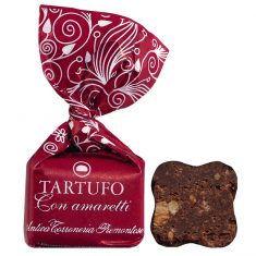 Trüffelpraline - Tartufino dolce con amaretti