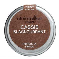 Schwarze Johannisbeerkonfitüre - Cassis Blackcurrant