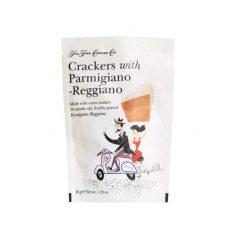 Käsecracker - Crackers with Parmigiano Reggiano