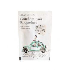 Käsecracker - Crackers with Roquefort