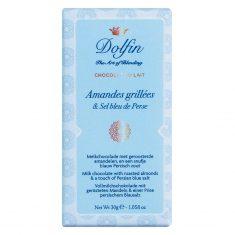 Vollmilchschokolade - Amandes grillèes, Dolfin