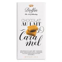 Vollmilchschokolade - Caramel, Dolfin