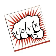 Vollmilchschokolade - Love, La Molina