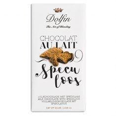Vollmilchschokolade - Speculoos, Dolfin