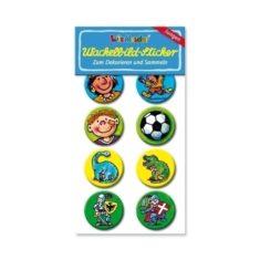 Wackelbild-Sticker - Jungen 1