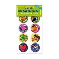 Wackelbild-Sticker - Pferde 3
