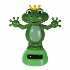 Wackelfigur - Froschkönig