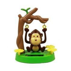 Wackelfigur - Schaukelnder Affe