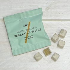 Wally and Whiz - Apfel mit Zimt, Weingummi