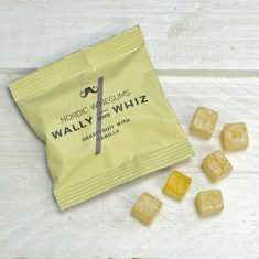 Wally and Whiz - Grapefruit mit Vanille, Weingummi