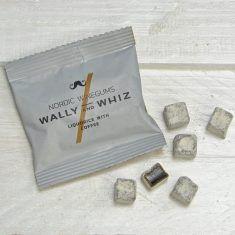 Wally and Whiz - Lakritz mit Kaffee, Weingummi