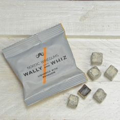 Wally and Whiz - Lakritz mit Mandarine, Weingummi
