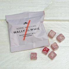 Wally and Whiz - Schwarze Johannisbeere mit Erdbeere, Weingummi