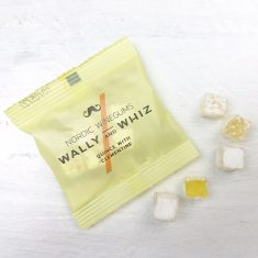 Wally and Whiz - Quitte mit Mandarine, Weingummi