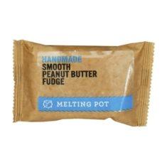 Weichkaramell - Smooth Peanut Butter Fudge, Melting Pot