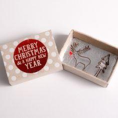 Winter Wunschbox - Merry Christmas
