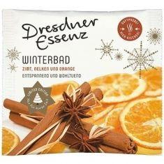Winterbad - Zimt, Nelken und Orange
