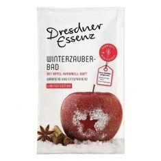Winterzauberbad mit Apfel-Karamell-Duft, Limitierte Edition