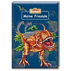 Freundebuch - Meine Freunde, Dinos