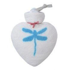 Herzwärmflasche - Libelle