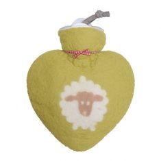 Herzwärmflasche - Schaf