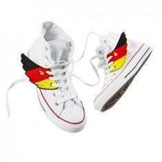 Shwings - Deutschlandflagge, Flügel für Schuhe