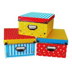 Aufbewahrungs-Box - Cool School