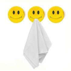 Handtuchhaken - Smile, 3er-Set