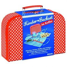 Kinder-Backset im Koffer