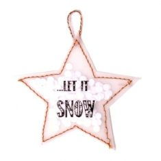 Xmas Konfetti - Let it snow