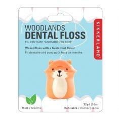 Zahnseidenspender - Waldtiere