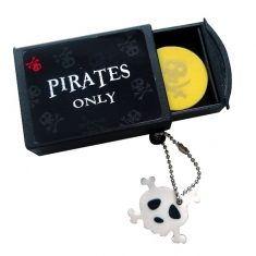 Zauber-Box mit Radierer - Pirates only