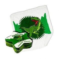 Zauberhandtuch - Dino, Stern