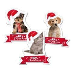 Zauberhandtuch - Merry Christmas