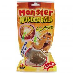 Monster Wunderball am Stiel - Cola