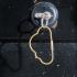 Schlüsselanhänger - Hello Cloud