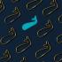 Schlüsselanhänger - Hello Whale