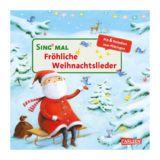 Soundbuch - Sing mal: Fröhliche Weihnachtslieder