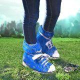 Überschuhe - Festival Schuhe, blau