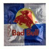 Latex-Kondom - Bad Bull