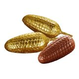 Schokoladen-Pinienzapfen - Pigne dorate