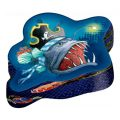 Zauberhandtuch - Capt'n Sharky Tiefsee