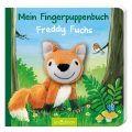 Mein Fingerpuppenbuch - Freddy Fuchs