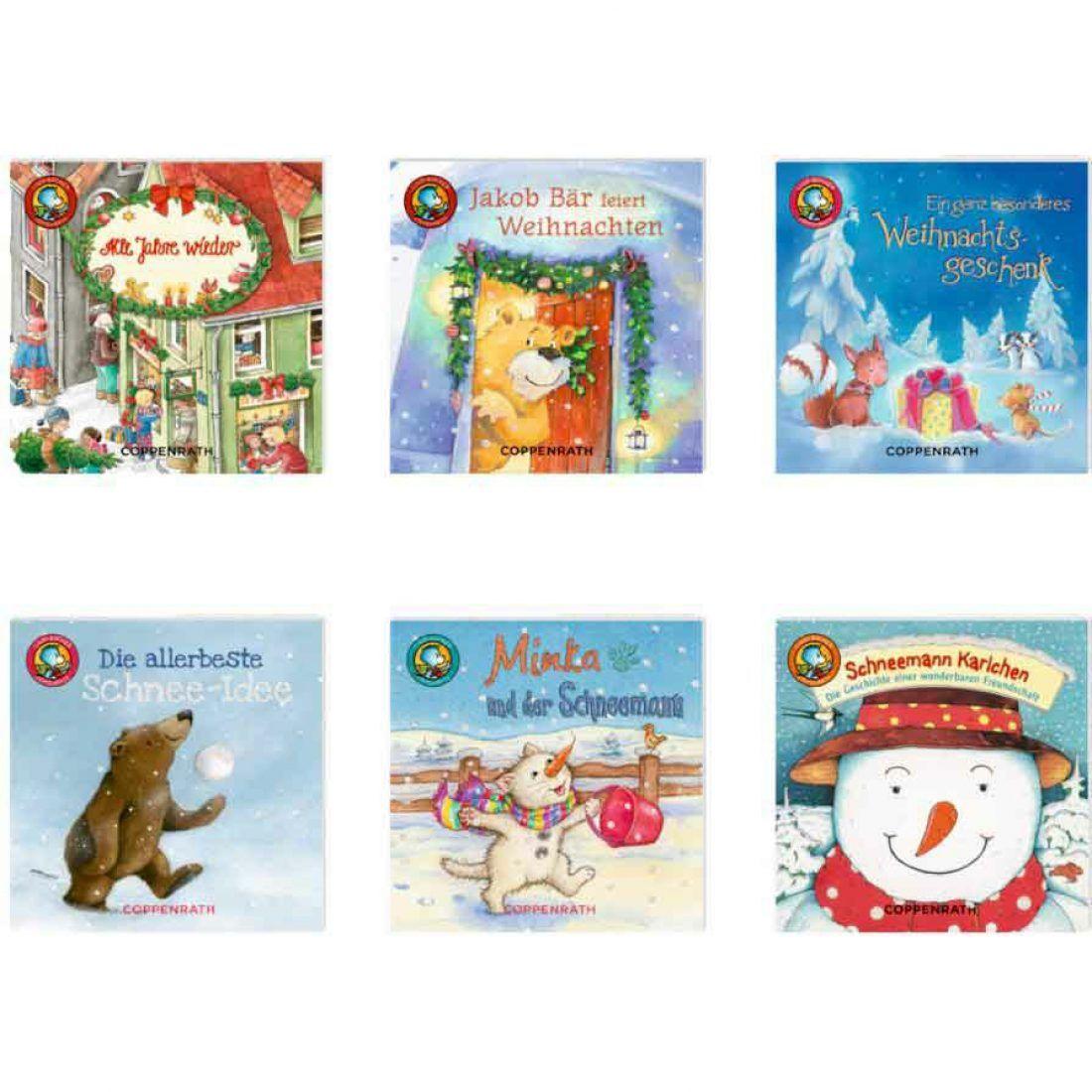 Lino-Buch - Linos kleine Weihnachtsgeschichten
