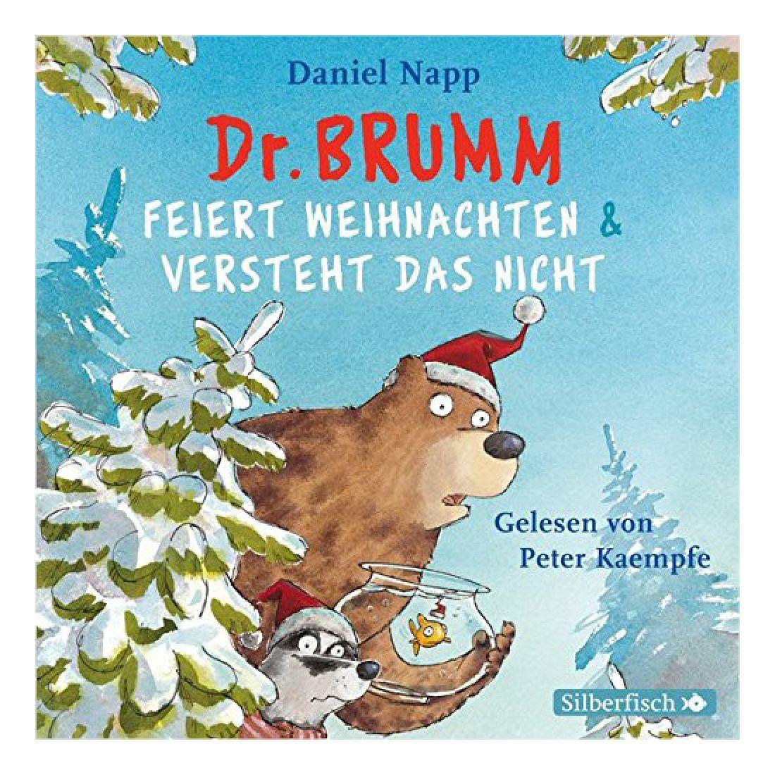 Hörbuch Weihnachten.Hörbuch Dr Brumm Feiert Weihnachten Dr Brumm Versteht Das Nicht 1 Cd