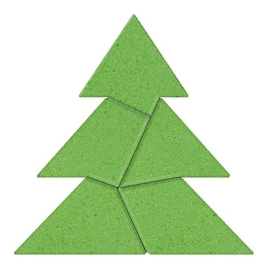 Tannenbaum Puzzle.Anker Puzzle Der Tannenbaum
