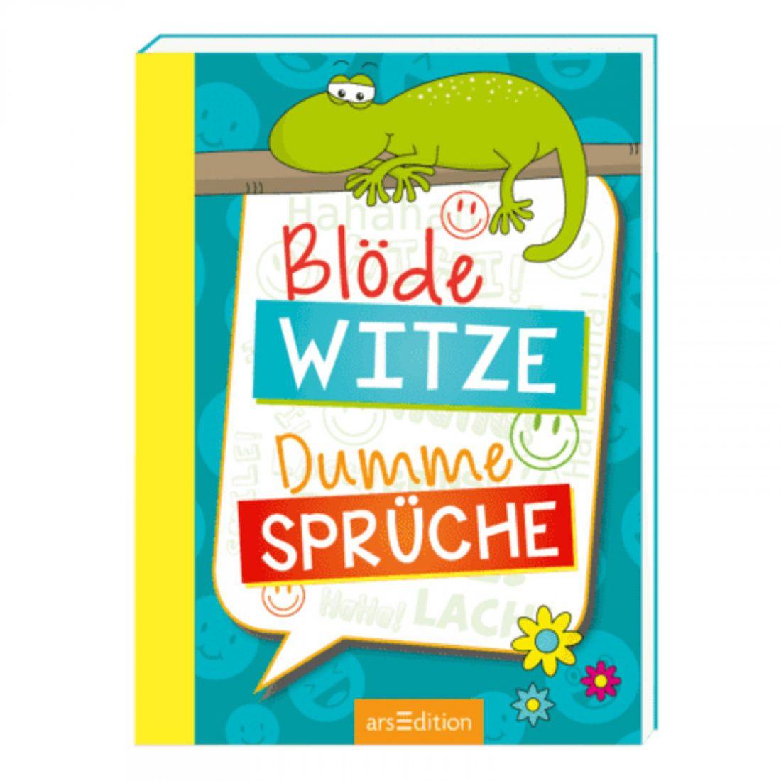 Buch Blöde Witze Dumme Sprüche